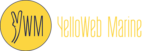 YelloWeb Marine logo