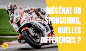 Read more about the article Mécénat, partenariat, parrainage ou sponsoring : quelles différences ?