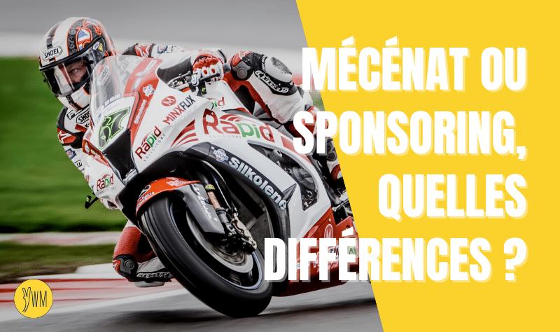 You are currently viewing Mécénat, partenariat, parrainage ou sponsoring : quelles différences ?