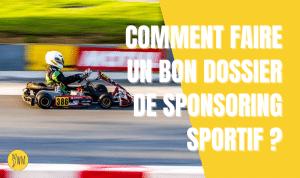 Read more about the article Comment faire un dossier de sponsoring sportif efficace ?