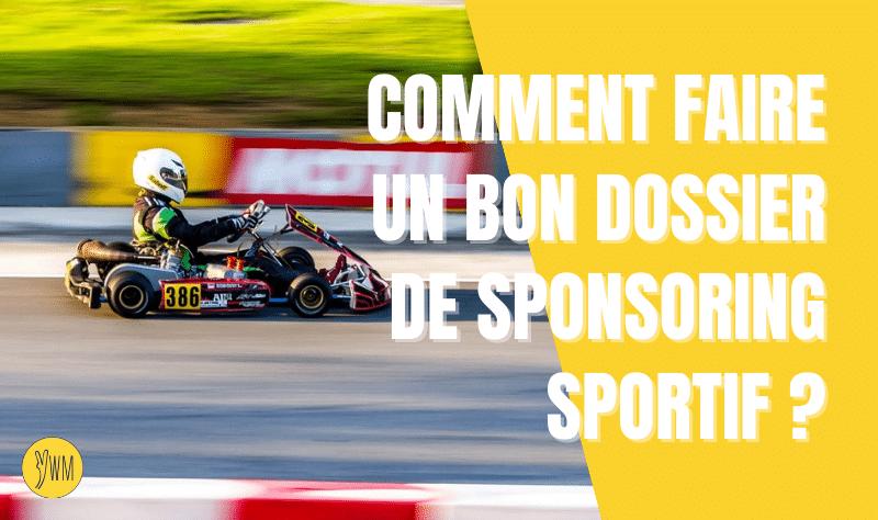 You are currently viewing Comment faire un dossier de sponsoring sportif efficace ?