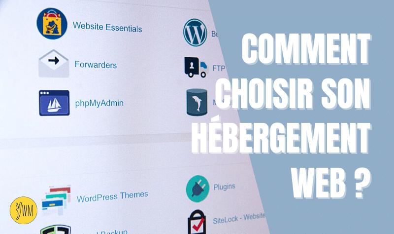 You are currently viewing Quel hébergement web choisir pour débuter avec WordPress ?